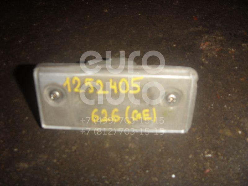 Фонарь подсветки номера для Mazda 626 (GE) 1992-1997 - Фото №1
