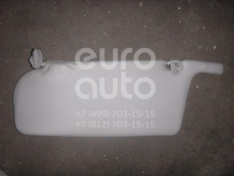 Козырек солнцезащитный (внутри) для Mazda 626 (GE) 1992-1997 - Фото №1