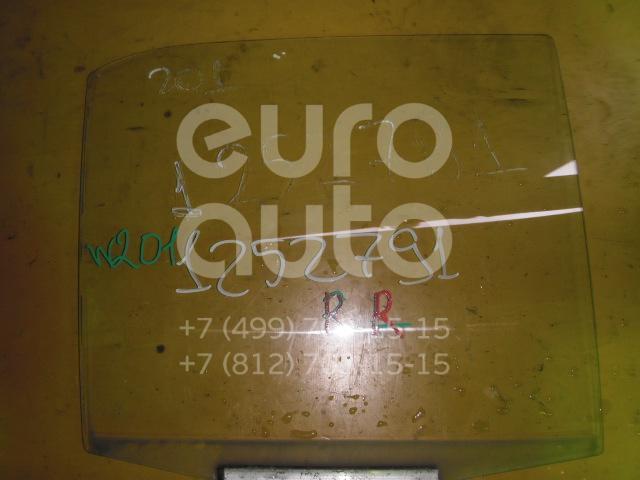 Стекло двери задней правой для Mercedes Benz W201 1982-1993 - Фото №1