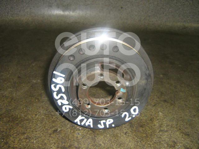 Шкив коленвала для Kia Sportage 1994-2004 - Фото №1