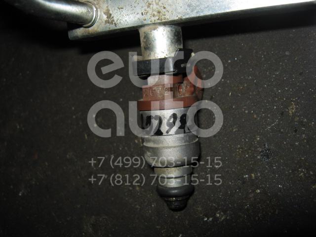 Форсунка инжекторная электрическая для Chevrolet,Daewoo Lacetti 2003-2013;Nexia 1995-2016 - Фото №1
