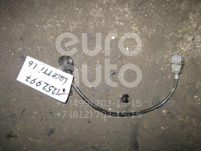 Датчик детонации для Chevrolet,Daewoo,Opel Lacetti 2003-2013;Lanos 1997-2009;Leganza 1997-2003;Matiz (M100/M150) 1998-2015;Antara 2007-2015;Aveo (T200) 2003-2008;Evanda 2004-2006;Lanos 2004-2010;Captiva (C100) 2006-2010;Spark 2005-2010 - Фото №1