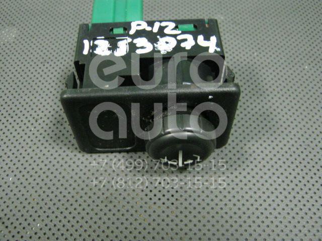 Переключатель регулировки зеркала для Nissan,Infiniti Primera P12E 2002-2007;Terrano II /Pathfinder (R50) 1996-2004;Maxima (A33) 2000-2005;QX4 (JR50) 1996-2002 - Фото №1