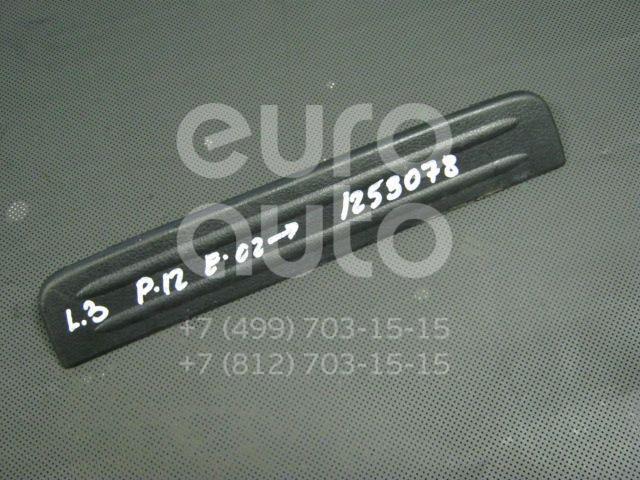 Накладка порога (внутренняя) для Nissan Primera P12E 2002-2007 - Фото №1