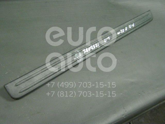 Накладка порога (внутренняя) для Nissan Primera P12E 2002> - Фото №1