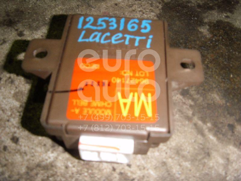 Блок электронный для Chevrolet Lacetti 2003-2013 - Фото №1