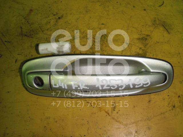 Ручка двери передней наружная правая для Chevrolet,Daewoo Lacetti 2003-2013;Gentra II 2013-2015 - Фото №1