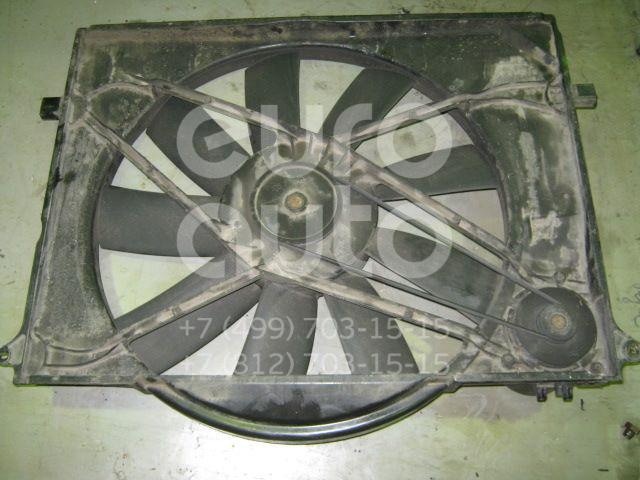 Вентилятор радиатора для Mercedes Benz W220 1998-2005 - Фото №1