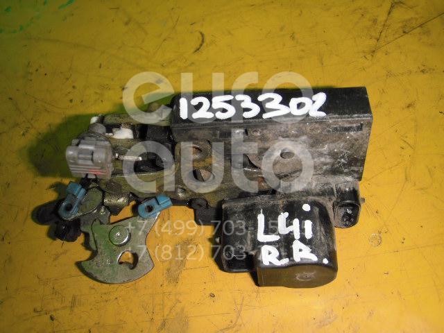 Замок двери задней правой для Chevrolet,Daewoo Lacetti 2003-2013;Aveo (T200) 2003-2008;Rezzo 2005-2010;Rezzo 2000-2011;Nubira 1999-2003;Gentra II 2013-2015 - Фото №1