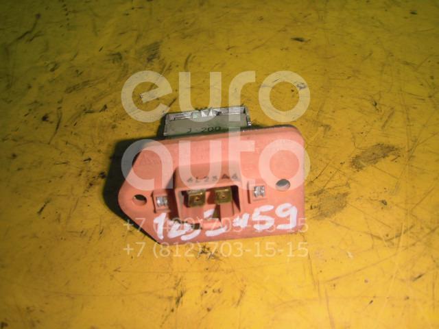 Резистор отопителя для Chevrolet,Daewoo Lacetti 2003-2013;Gentra II 2013-2015 - Фото №1