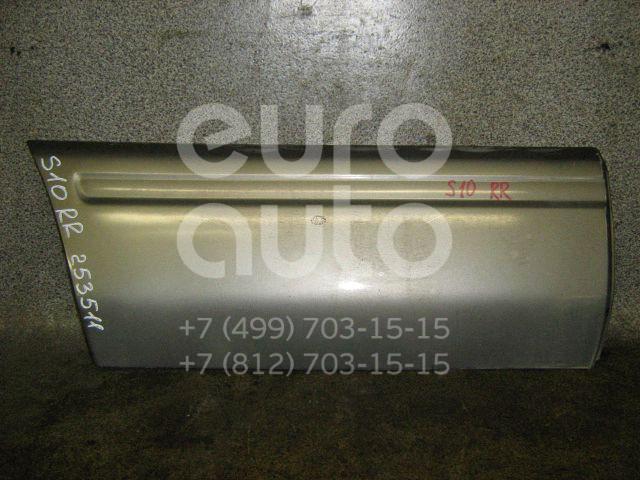 Накладка двери задней правой для Subaru Forester (S10) 1997-2000 - Фото №1