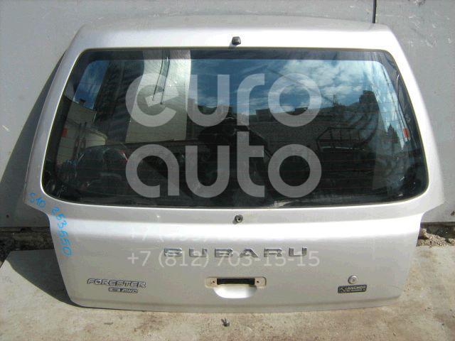 Дверь багажника со стеклом для Subaru Forester (S10) 1997-2000 - Фото №1