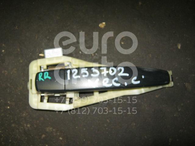 Ручка двери наружная для Opel Vectra C 2002-2008;Signum 2003-2008 - Фото №1
