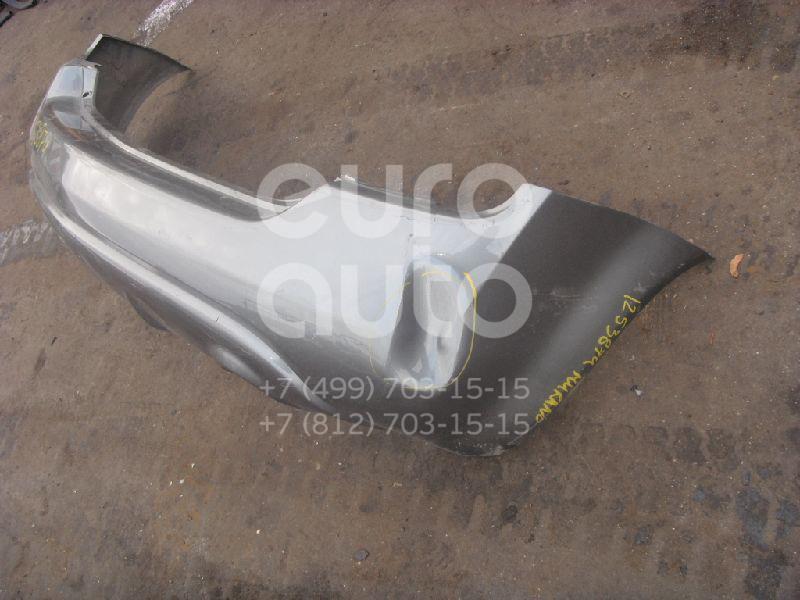 Бампер задний для Nissan Murano (Z50) 2004-2008 - Фото №1