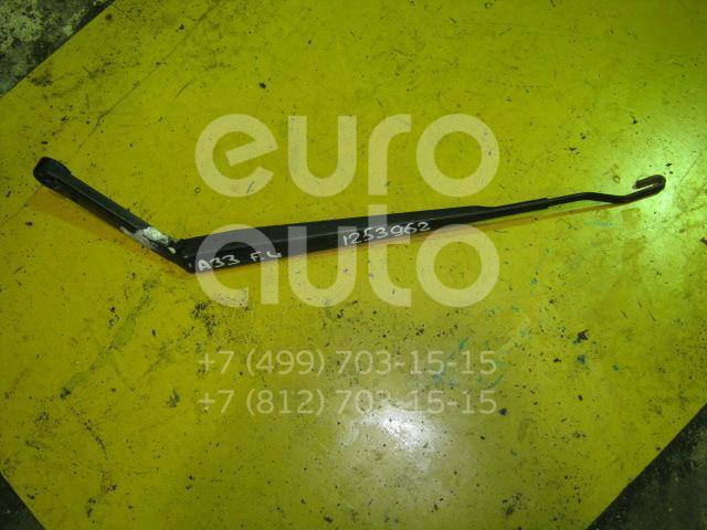Поводок стеклоочистителя передний левый для Nissan Maxima (CA33) 2000-2006 - Фото №1