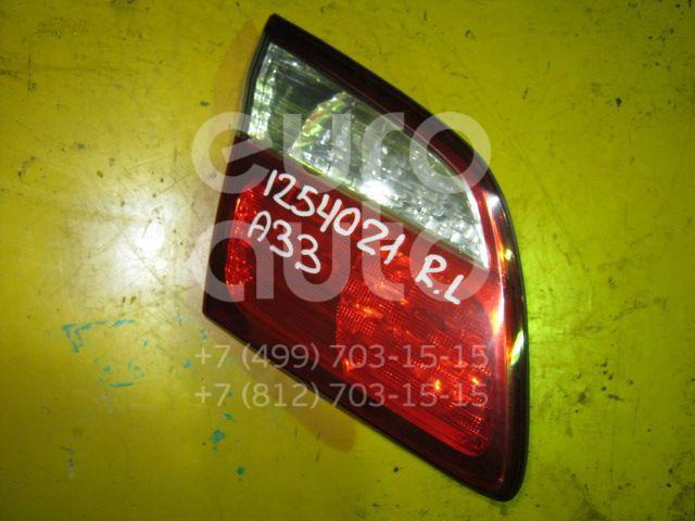 Фонарь задний внутренний левый для Nissan Maxima (A33) 2000-2005 - Фото №1