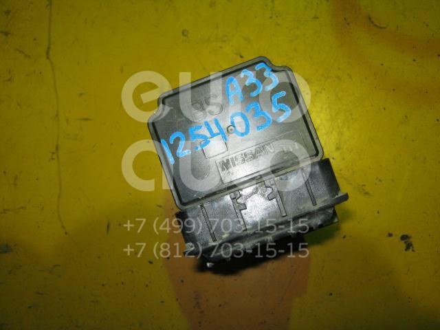 Блок ABS (насос) для Nissan Maxima (CA33) 2000-2006 - Фото №1