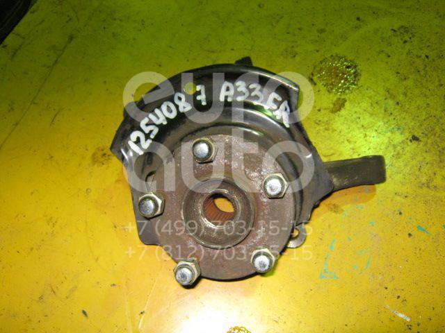Кулак поворотный передний правый для Nissan Maxima (A33) 2000-2005 - Фото №1