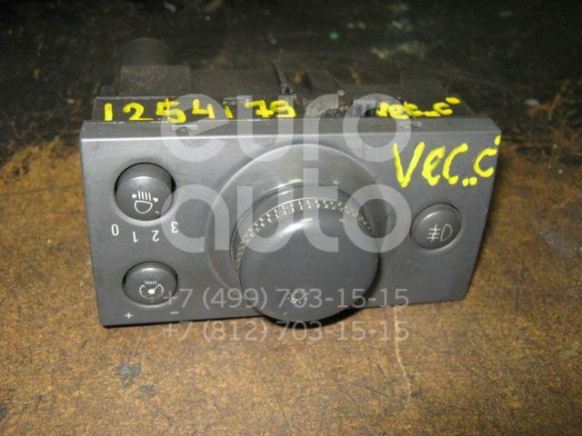 Переключатель света фар для Opel Vectra C 2002-2008;Signum 2003-2008 - Фото №1