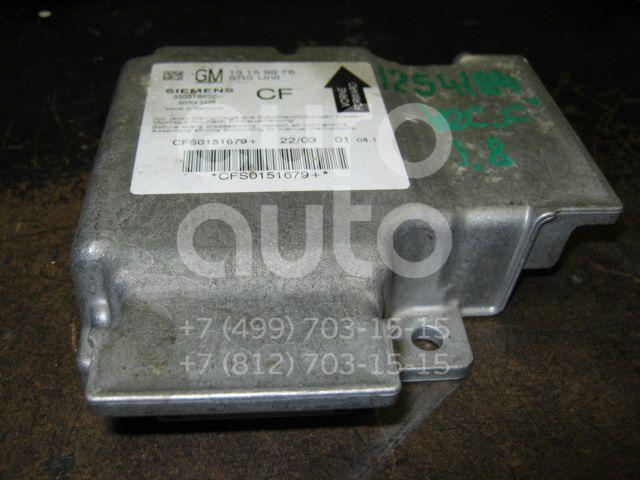 Блок управления AIR BAG для Opel Vectra C 2002-2008 - Фото №1