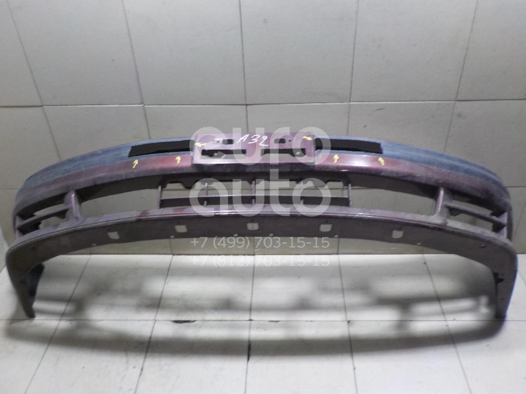 Бампер передний для Nissan Maxima (A32) 1994-2000 - Фото №1