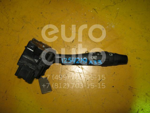 Переключатель поворотов подрулевой для Nissan Maxima (A33) 2000-2005 - Фото №1