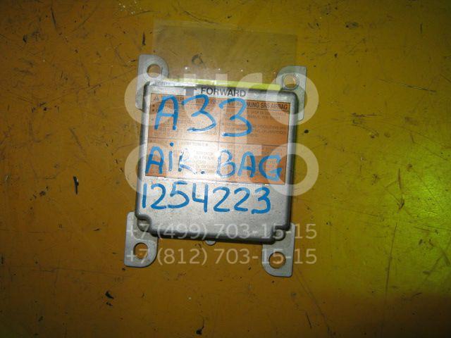 Блок управления AIR BAG для Nissan Maxima (A33) 2000-2005 - Фото №1