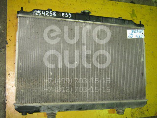Радиатор основной для Nissan Maxima (A33) 2000-2005 - Фото №1