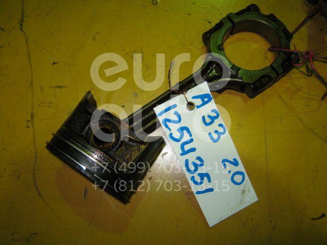 Поршень с шатуном для Nissan Maxima (A33) 2000-2005 - Фото №1