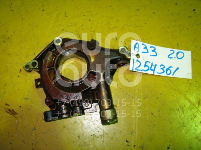 Насос масляный для Nissan Maxima (A33) 2000-2005 - Фото №1
