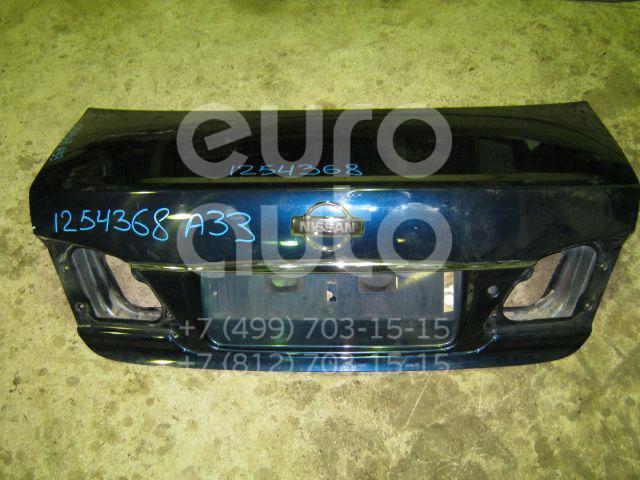 Крышка багажника для Nissan Maxima (A33) 2000-2005 - Фото №1
