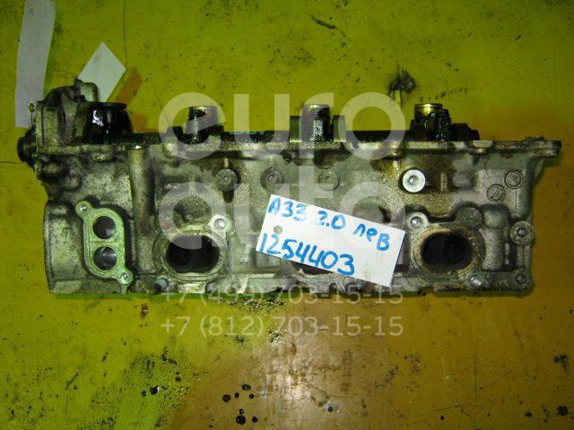 Головка блока для Nissan Maxima (A33) 2000-2005 - Фото №1