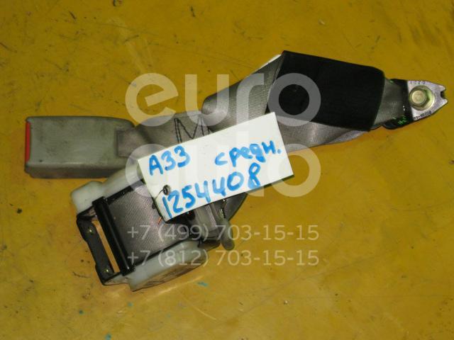 Ремень безопасности для Nissan Maxima (A33) 2000-2005 - Фото №1