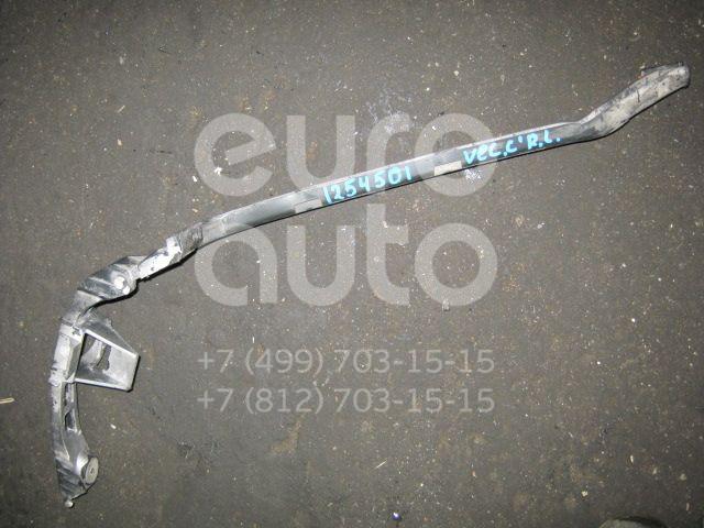 Направляющая заднего бампера левая для Opel Vectra C 2002-2008 - Фото №1