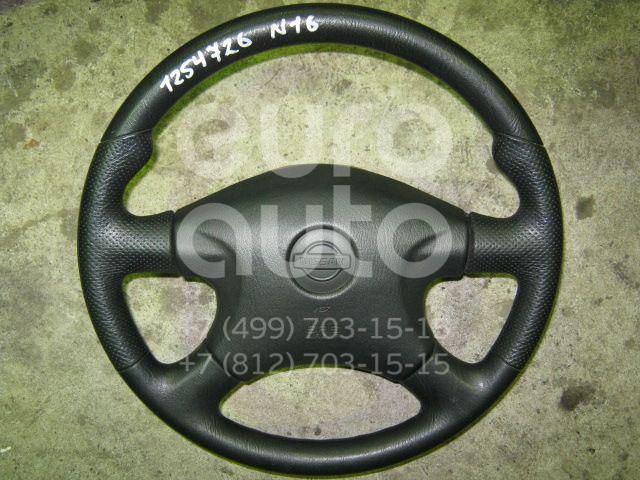 Рулевое колесо с AIR BAG для Nissan Almera N16 2000-2006 - Фото №1