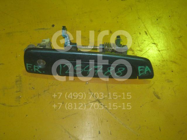 Ручка двери передней наружная правая для Mitsubishi Galant (EA) 1997-2003 - Фото №1