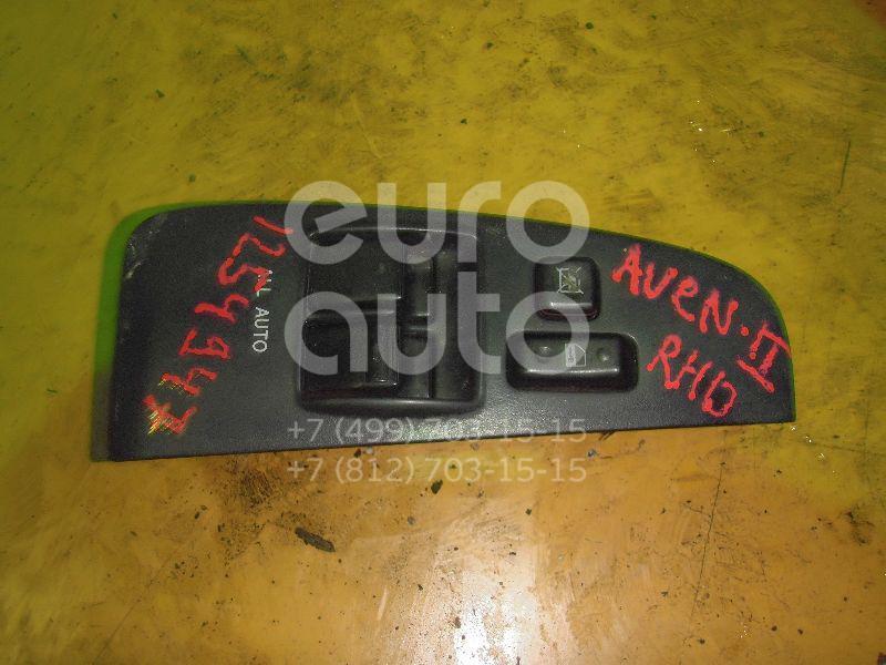 Блок управления стеклоподъемниками для Toyota Avensis II 2003-2008 - Фото №1