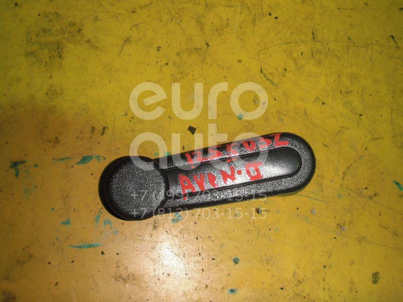 Ручка стеклоподъемника для Toyota Avensis II 2003-2008;Corolla E12 2001-2006;Auris (E15) 2006-2012;Yaris 2005-2011 - Фото №1