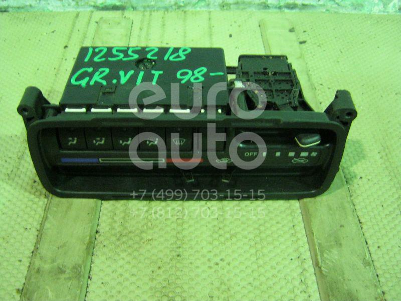 Блок управления отопителем для Suzuki Grand Vitara 1998-2005;Vitara/Sidekick 1989-1999 - Фото №1