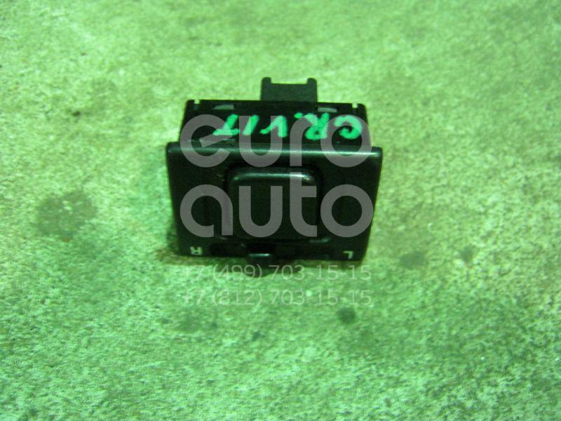 Переключатель регулировки зеркала для Suzuki Grand Vitara 1998-2005;Baleno 1995-1998;Jimny FJ 1998>;Liana 2001-2007;Baleno 1998-2007;Ignis FH 2000-2003;Wagon R+(EM) 1998-2000;Wagon R+(MM) 2000-2008 - Фото №1