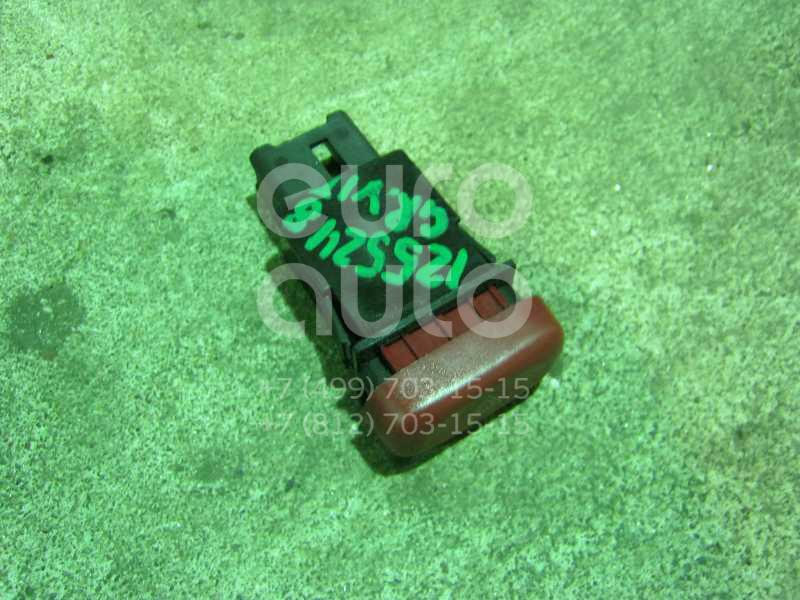 Кнопка аварийной сигнализации для Suzuki Grand Vitara 1998-2005;Baleno 1995-1998;Baleno 1998-2007;Ignis FH 2000-2003;Wagon R+(MM) 2000-2008 - Фото №1