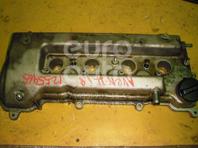 Крышка головки блока (клапанная) для Toyota Avensis II 2003-2008;Celica (ZT23#) 1999-2005;Corolla E12 2001-2006 - Фото №1