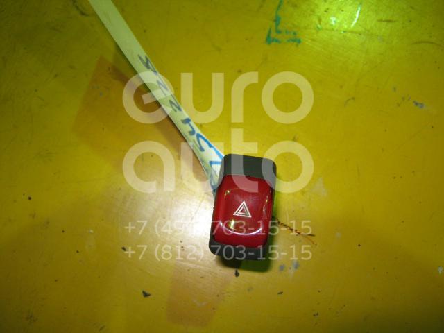 Кнопка аварийной сигнализации для Nissan Maxima (A33) 2000-2005 - Фото №1