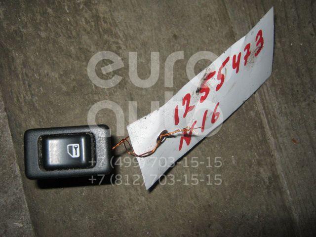 Кнопка центрального замка для Nissan Almera N16 2000-2006 - Фото №1
