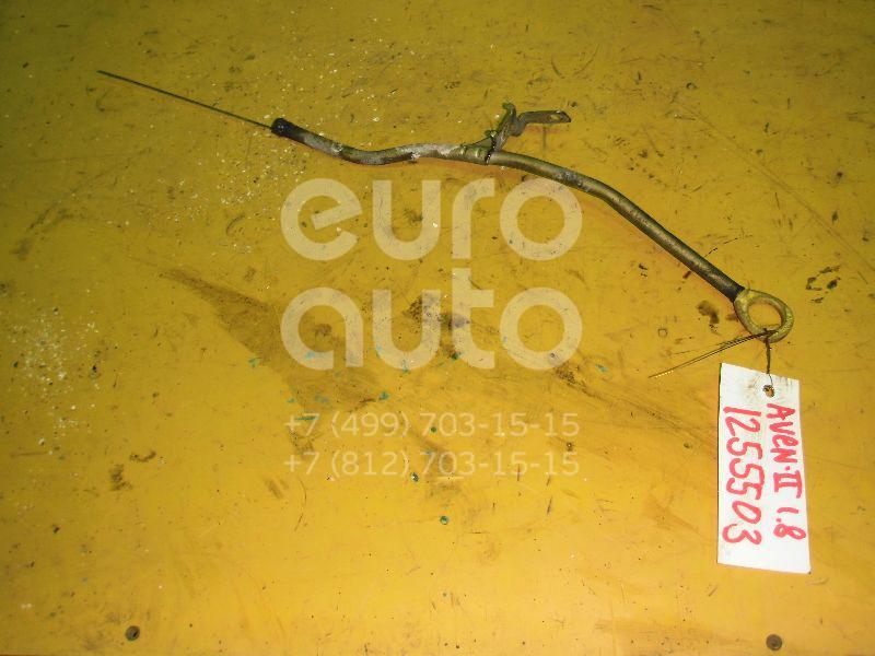 Щуп масляный для Toyota Avensis II 2003-2008;Avensis I 1997-2003;Corolla E11 1997-2001;Celica (ZT23#) 1999-2005;Corolla E12 2001-2006;Auris (E15) 2006-2012;Corolla E15 2006-2013;CorollaVerso 2004-2009 - Фото №1