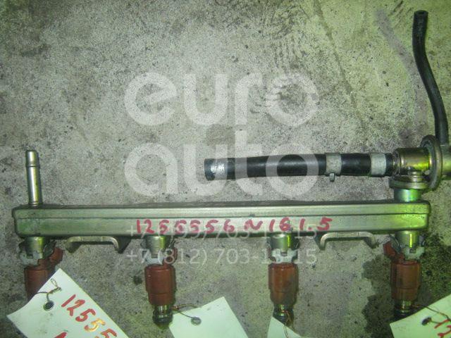 Рейка топливная (рампа) для Nissan Almera N16 2000-2006 - Фото №1