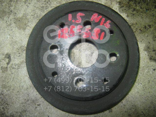 Шкив водяного насоса (помпы) для Nissan Almera N16 2000-2006;Primera P11E 1996-2002;Almera Tino 2000>;Primera P12E 2002> - Фото №1