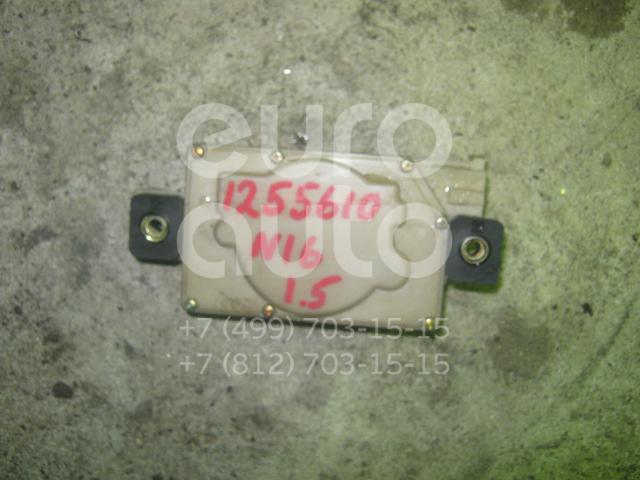 Активатор замка багажника для Nissan Almera N16 2000-2006 - Фото №1