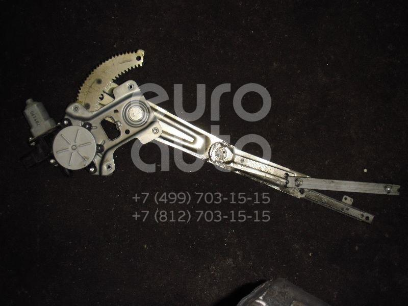 Стеклоподъемник электр. передний правый для Mitsubishi,Peugeot Outlander XL (CW) 2006-2012;4007 2008-2013 - Фото №1