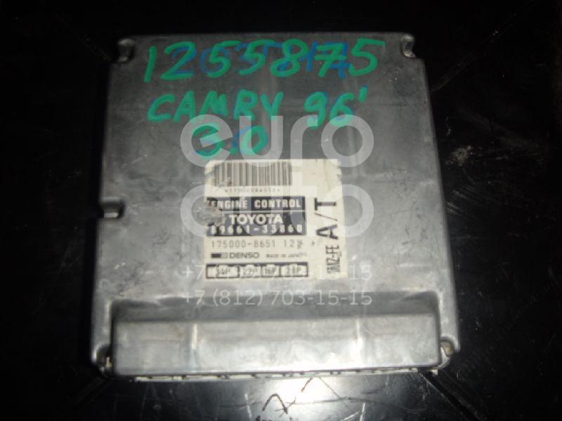 Блок управления двигателем для Toyota Camry V20 1996-2001 - Фото №1